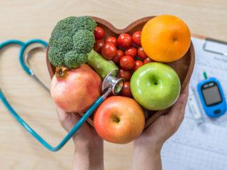 Antioxidant-Rich Diets & Diabetes Risk